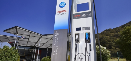 Copec Voltex Chooses Driivz to Power EV Charging Infrastructure