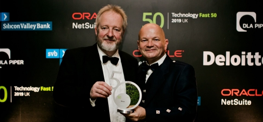 Iceotope named Top UK Hardware Company