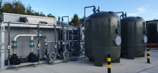 Bluewater Bio Secures 6th Phosphorus Removal Contract with Severn Trent