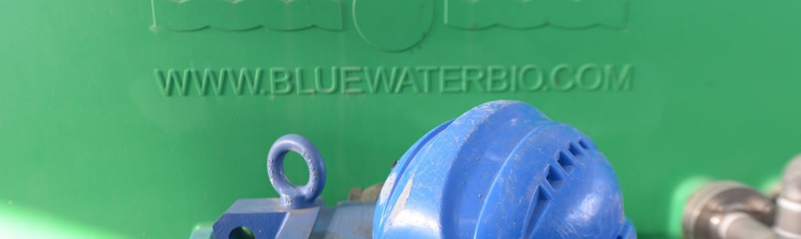 Bluewater Bio Awarded Three Projects by Anglian Water