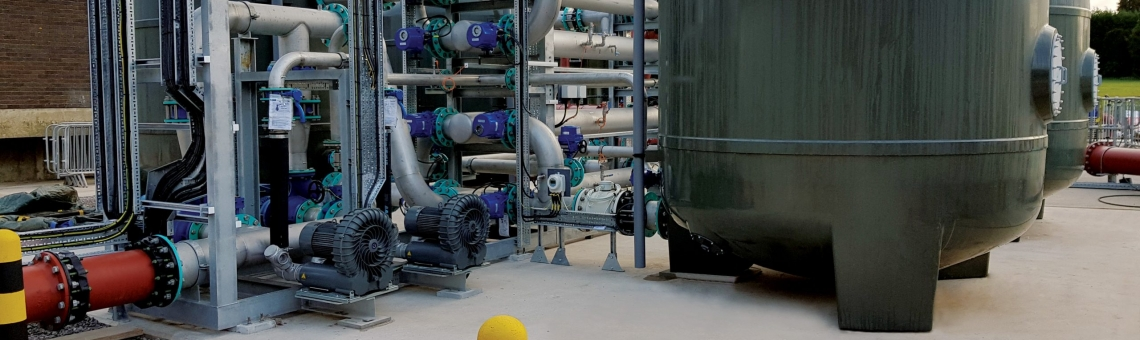 CiM6 and Bluewater Bio successfully install FilterClear® at Severn Trent sites