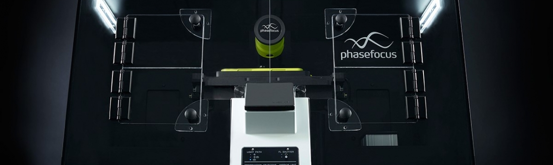 The Francis Crick Institute selects the Phasefocus Livecyte system