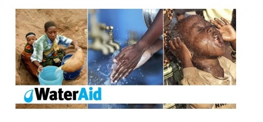 i2O Water joins with WaterAid to improve access to water