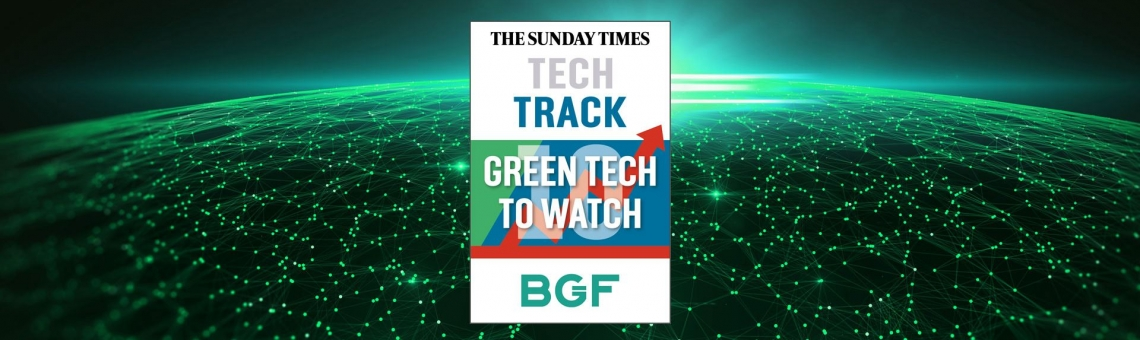Iceotope named in Sunday Times BGF 10 Green Tech to Watch UK Companies